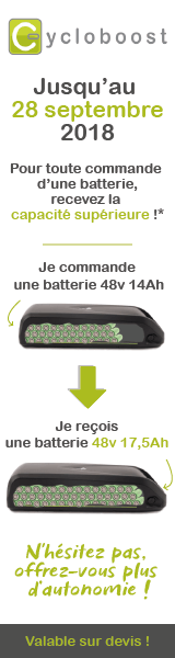 Promo batterie lithium