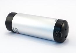 Des batteries à fixer sur le cadre