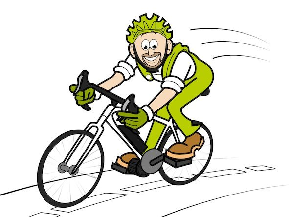 vélo de course électrique