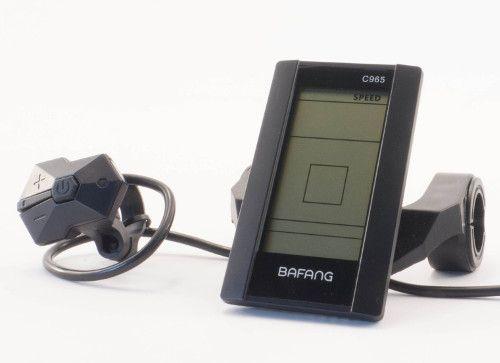 Boîtier LCD
