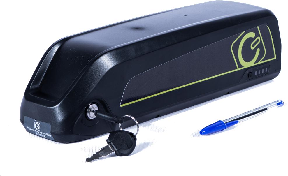 Des batteries pour le cadre ou le porte-bagage