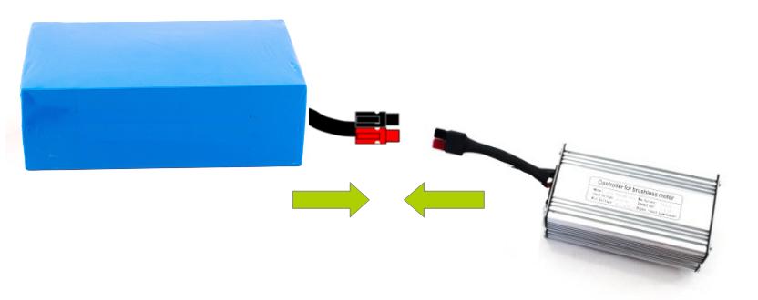 batterie Lithium-ion trapèze