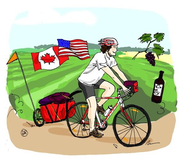 remorque à vélo